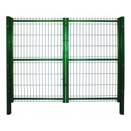 Puerta hércules acceso vehículos. 4m de ancha X 2m de alta.