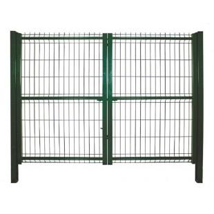 Puerta hércules acceso vehículos. 5m de ancha X 2m de alta.