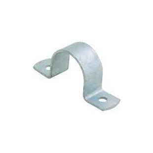 Abrazaderas de fijación a Pared, para postes Ø48mm de la gama Simple torsión.