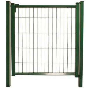 """Puerta de acceso peatonal. Dimensiones 1m de Ancha X 1m de Alta, para mallas """"Jarditor""""."""