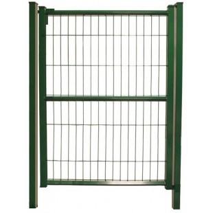 """Puerta de acceso peatonal. Dimensiones  1m de Ancha X 1,5m de Alta, para mallas """"Jarditor""""."""