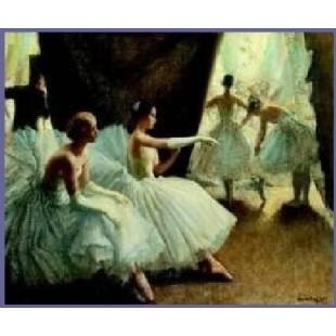 Ballet, de Edgar Degas