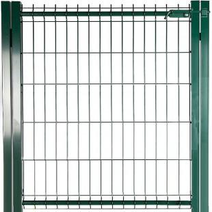 Puerta peatonal para Verja electrosoldada tipo Hércules, de 1m de ancha X 1m de alta.