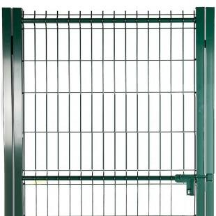 Puerta peatonal para Verja electrosoldada tipo Hércules, de 1m de ancha X 2m de alta.