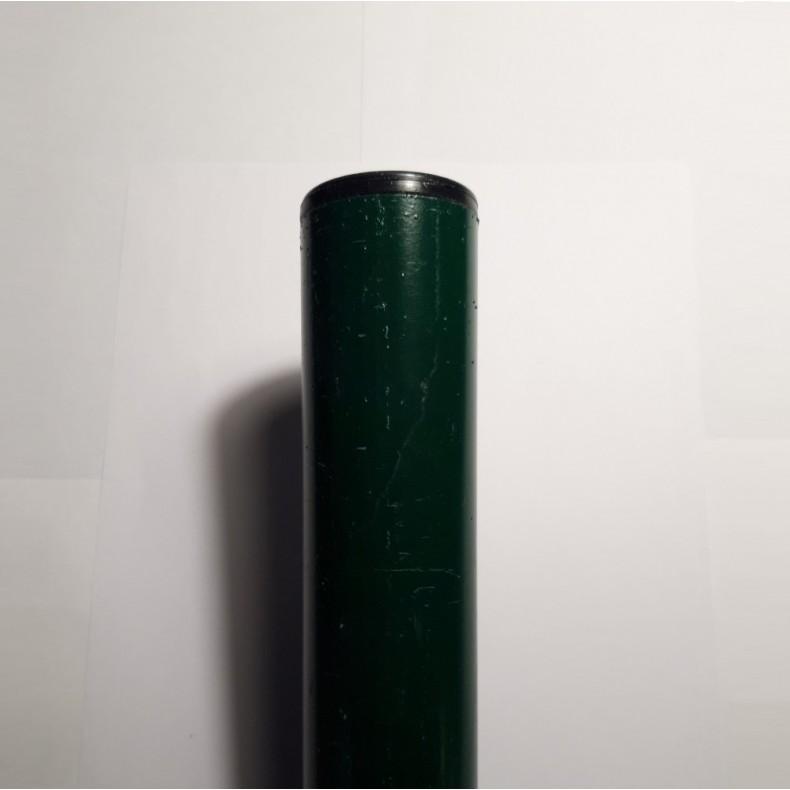 "Poste para malla decorativa  modelo ""Jarditor"". de 1m de alta. / 1,37m largo  total."