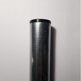 Poste para malla de simple torsión de 1m. de alta. Longitud total 1,37m.