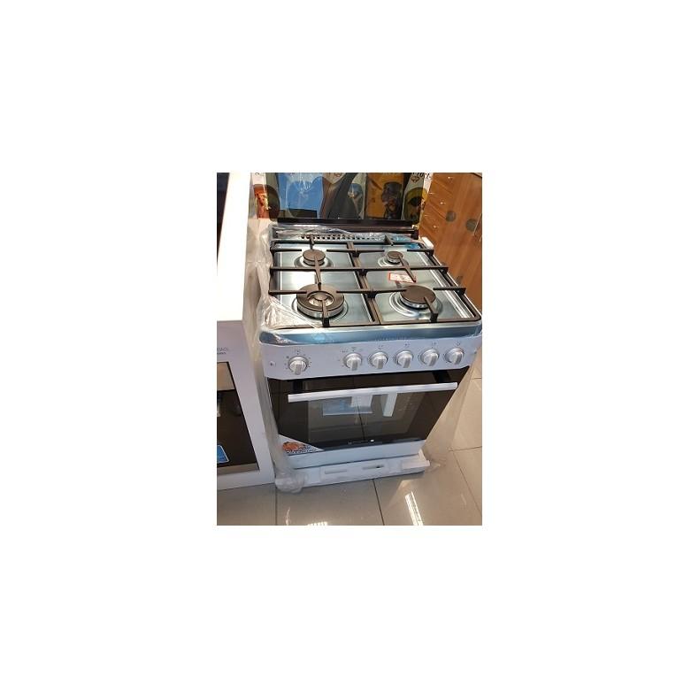 Cocina de gas nueva con horno