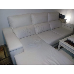 Sofá cama tipo chaiselongue