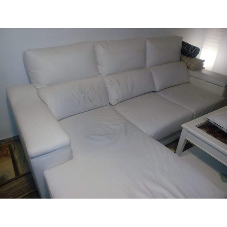 Sofá cama tipo chaiselongue