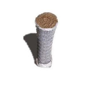 Rollos de malla simple torsión, de alambre reforzado 50/16 - Ø2,7mm. De 2 m. de alta / 25 metros lineales.